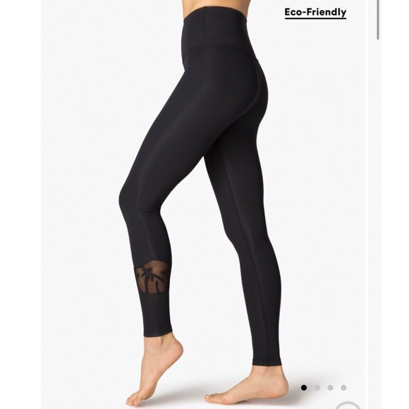 3404961ef4 Beyond Yoga Pants | Take Leaf High Legging | Poshmark